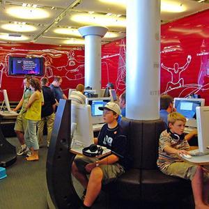 Интернет-кафе Салавата