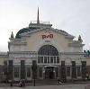 Железнодорожные вокзалы в Салавате