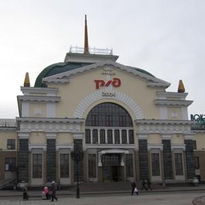Железнодорожные вокзалы Салавата